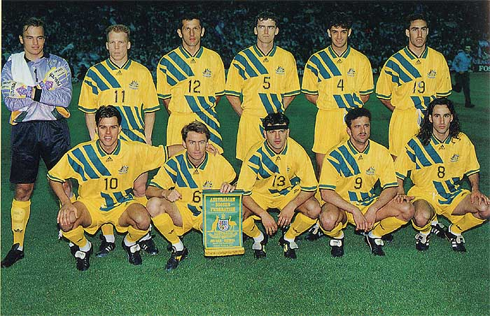 1994 FIFA World Cup qualification (CONCACAF�13OFC play-off)